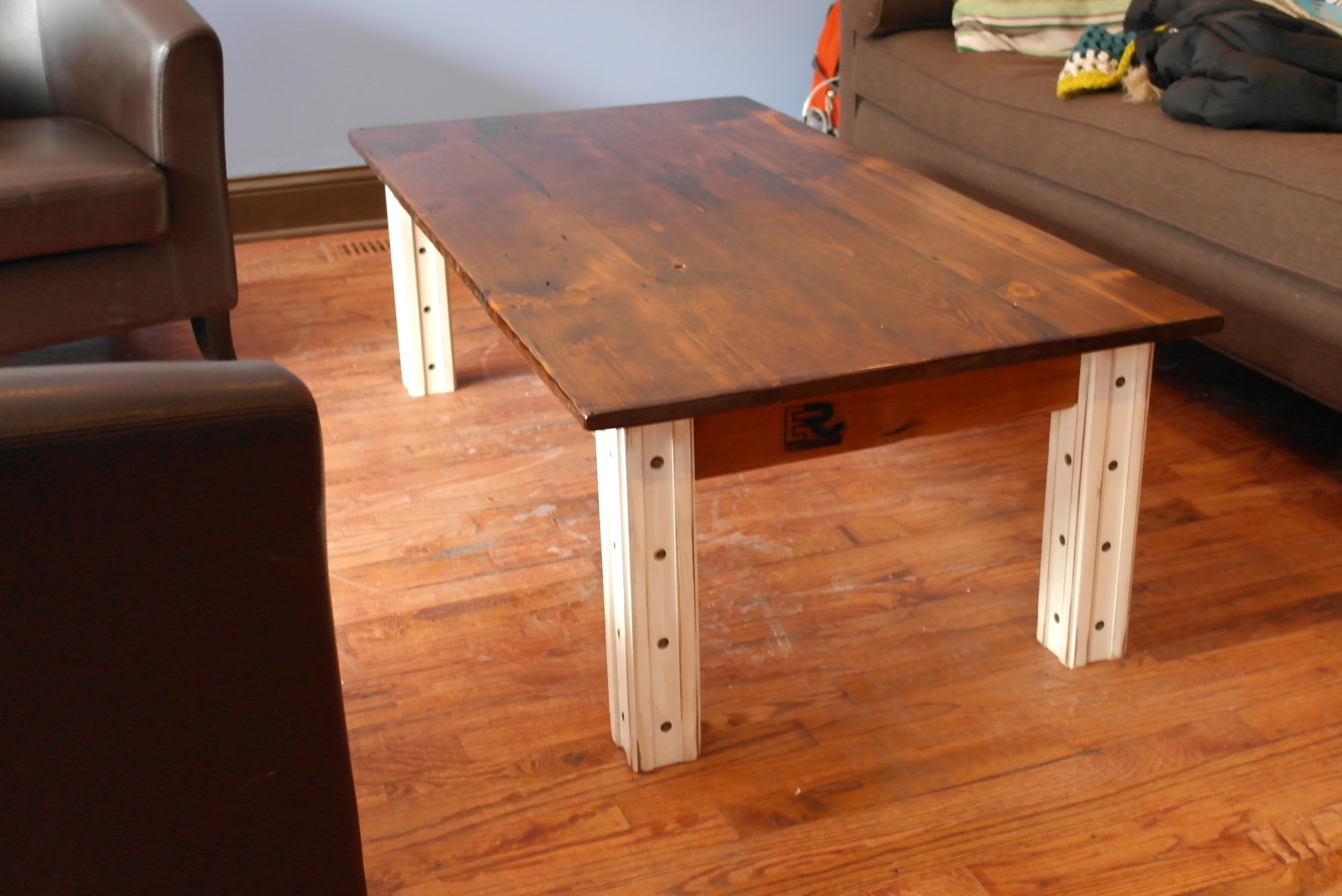 How To Make Wood Table Legs